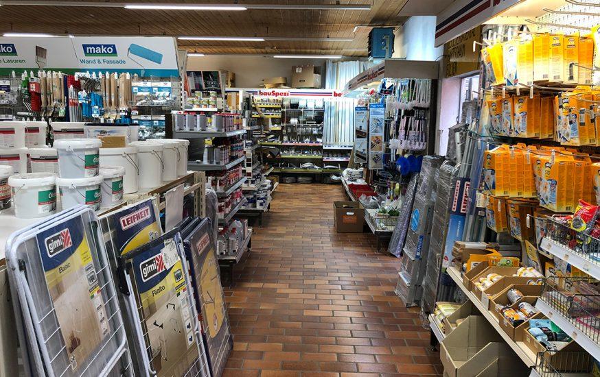 AUCH Baufachmarkt in Waldenbuch